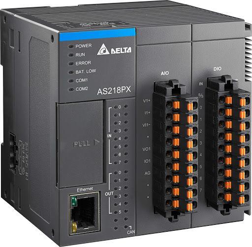 Промышленные контроллеры Delta Electronics